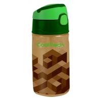 Bidon szkolny Coolpack Handy 300 ml, MOTYW GRY PIXELE