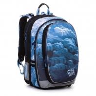 Plecak dwukomorowy dla chłopca Topgal MIRA 20018 MOTYW GRY
