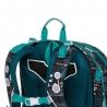 Dwukomorowy plecak dla chłopca Topgal KIMI 20021 SZKOLNY