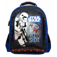 Lekki plecak szkolny dla chłopca, St.Majewski STAR WARS