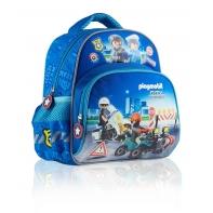 Plecaczek szkolno-wycieczkowy ®PLAYMOBIL Astra, POLICJA