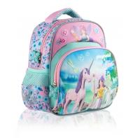 Plecaczek szkolno-wycieczkowy ®PLAYMOBIL Astra, WRÓŻKA