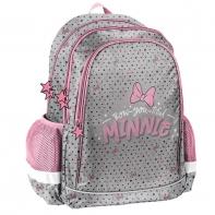 Plecak szkolny lekki dla dziewczynki Paso ©DISNEY MYSZKA MINNIE