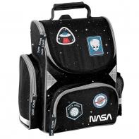 Lekki usztywniany tornister szkolny Paso NASA KOSMOS