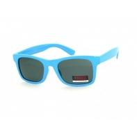 Okulary przeciwsłoneczne dziecięce UV 400, NIEBIESKIE