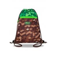 Worek na obuwie Coolpack Vert City Jungle MOTYW GRY, C70199