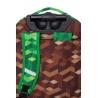 Plecak na kółkach 27L CoolPack Starr City Jungle MOTYW GRY, C35199