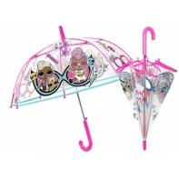 Głęboka AUTOMATYCZNA parasolka dziecięca ©LOL SURPRISE