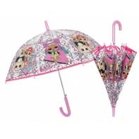 Głęboka AUTOMATYCZNA parasolka dziecięca LALKA ©LOL SURPRISE
