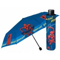 Krótka składana parasolka dziecięca ©MARVEL SPIDERMAN