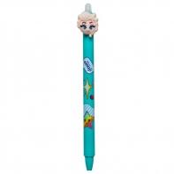 Długopis wymazywalny Colorino Disney FROZEN KRAINA LODU ELSA niebieski