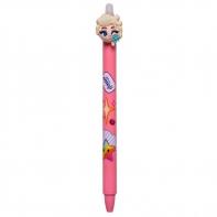 Długopis wymazywalny Colorino Disney FROZEN KRAINA LODU ELSA różowy