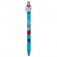 Długopis wymazywalny Colorino Disney KRAINA LODU BAŁWAN niebieski