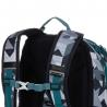 Dwukomorowy plecak młodzieżowy Topgal TONY 20040