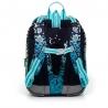 Plecak tornister Topgal BEBE 20012 z migającym światełkiem, PIXELE