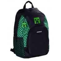 Młodzieżowy plecak szkolny dla chłopca MINECRAFT Astra, PIXELE