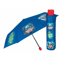 Krótka składana parasolka dziecięca ©MARVEL AVENGERS