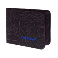 Portfel Patron Topography Blue (990)