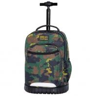 Plecak szkolny na kółkach CoolPack Swift 29 L, Swift - Military Jungle C04179