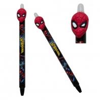 Długopis wymazywalny Colorino Disney SPIDERMAN, czarny