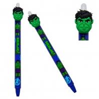 Długopis wymazywalny Colorino Marvel AVENGERS HULK, niebieski