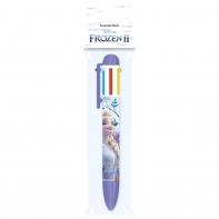 Derform długopis 6 kolorowy FROZEN