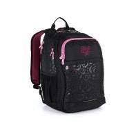 Dwukomorowy plecak młodzieżowy Topgal RUBI 21027 G