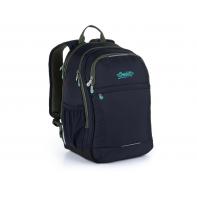Dwukomorowy plecak młodzieżowy Topgal RUBI 21032 B