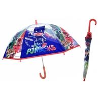 Głęboka parasolka dziecięca PJ MASKS PIDŻAMERSI
