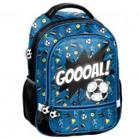 Plecak szkolny GOAL PP21FT-260, PASO