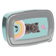 Śniadaniówka Paso Studio Pets kotek, PTL-3022