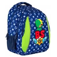 Plecak szkolny trzykomorowy AB320 Leon ASTRA