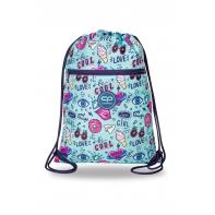 Worek szkolny na obuwie Coolpack Vert MINT DODDLES
