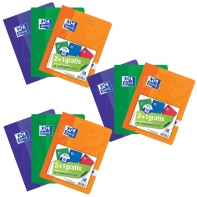 Zeszyt OXFORD 6+3 gratis A5 kratka 60 kartek