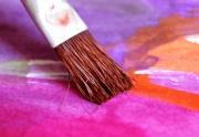 Zestaw przyborów dla małego malarza