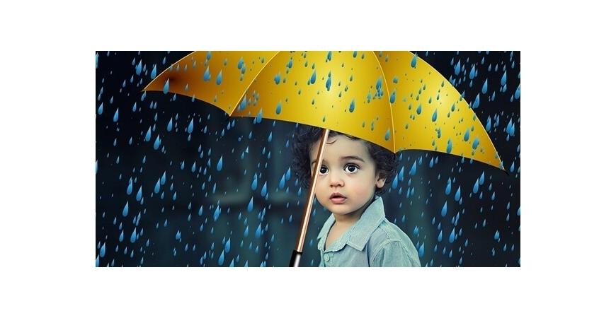 Jak dobrać odpowiednią parasolkę dla dziecka?